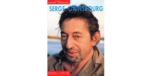 SERGE GAINSBOURG COLLECTION GRANDS INTERPRETES