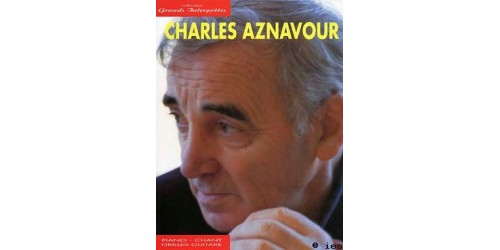 CHARLES AZNAVOUR COLLECTION GRANDS INTERPRETES
