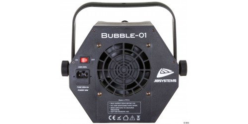 JB SYSTEMS BUBBLE 01