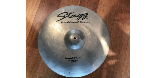 CYMBALE STAGG B-CR18