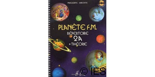 PLANETE FM 2A + THEORIE