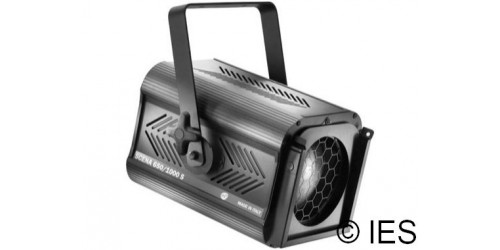DTS NEW SCENA PC PROJECTEUR FRESNEL