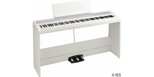 KORG B2SP WH + STAND + PEDALE