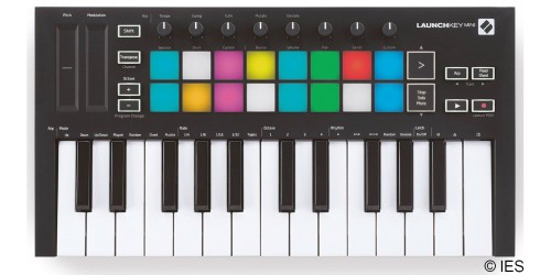 NOVATION LAUNCHKEYMINI MK3