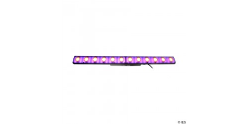 POWER LIGHTING BARRE LED 12X3W CRYSTAL GOLD