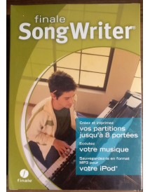 FINALE SONG WRITER